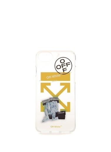 Off-White Cep Telefonu Kılıfı Renkli